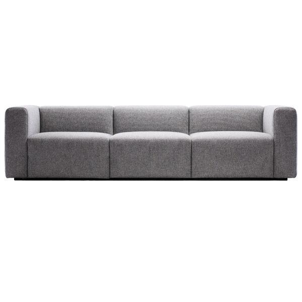 Hay Mags sohva 3-istuttava, harmaa