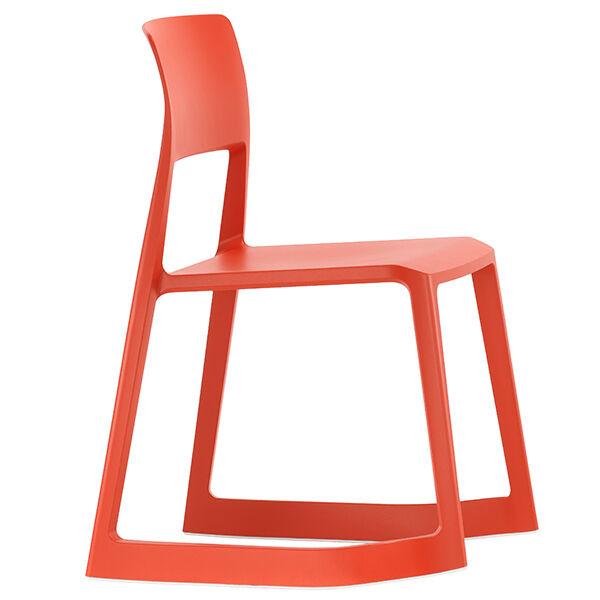 Vitra Tip Ton tuoli, unikonpunainen