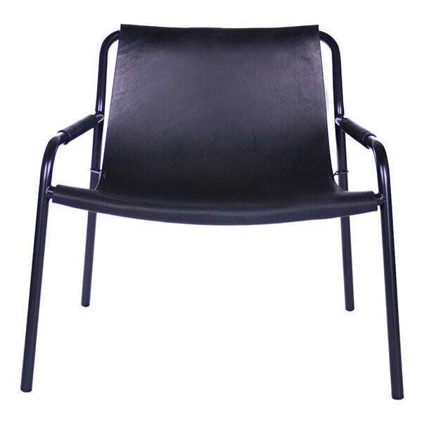 OX Denmarq September tuoli, musta - musta