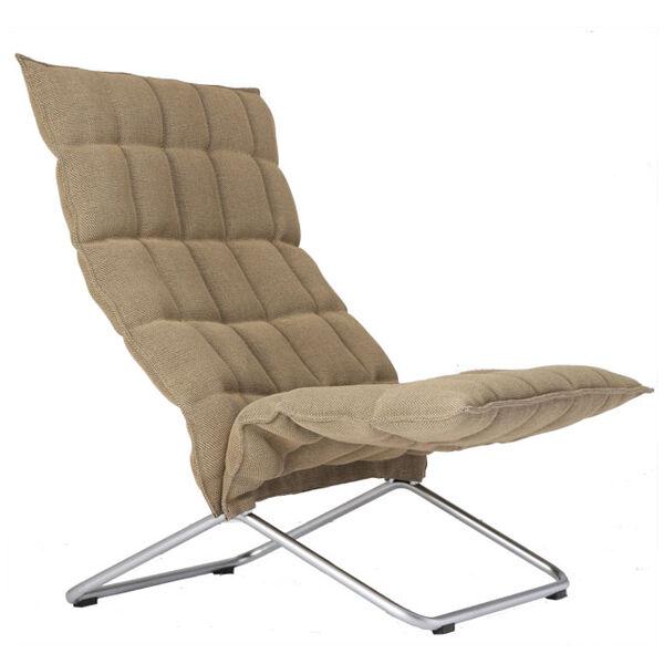Woodnotes K tuoli, leve�, luonnonv�ri/musta