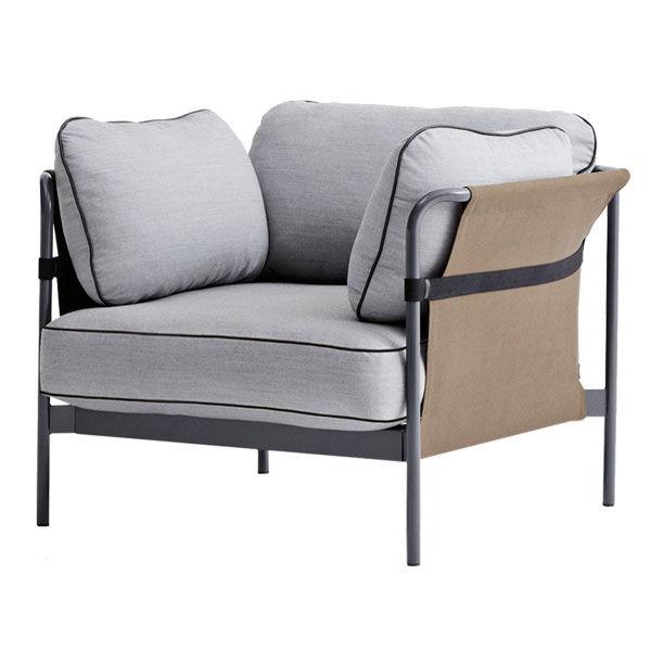 Hay Can nojatuoli, harmaa-army runko, Surface 120