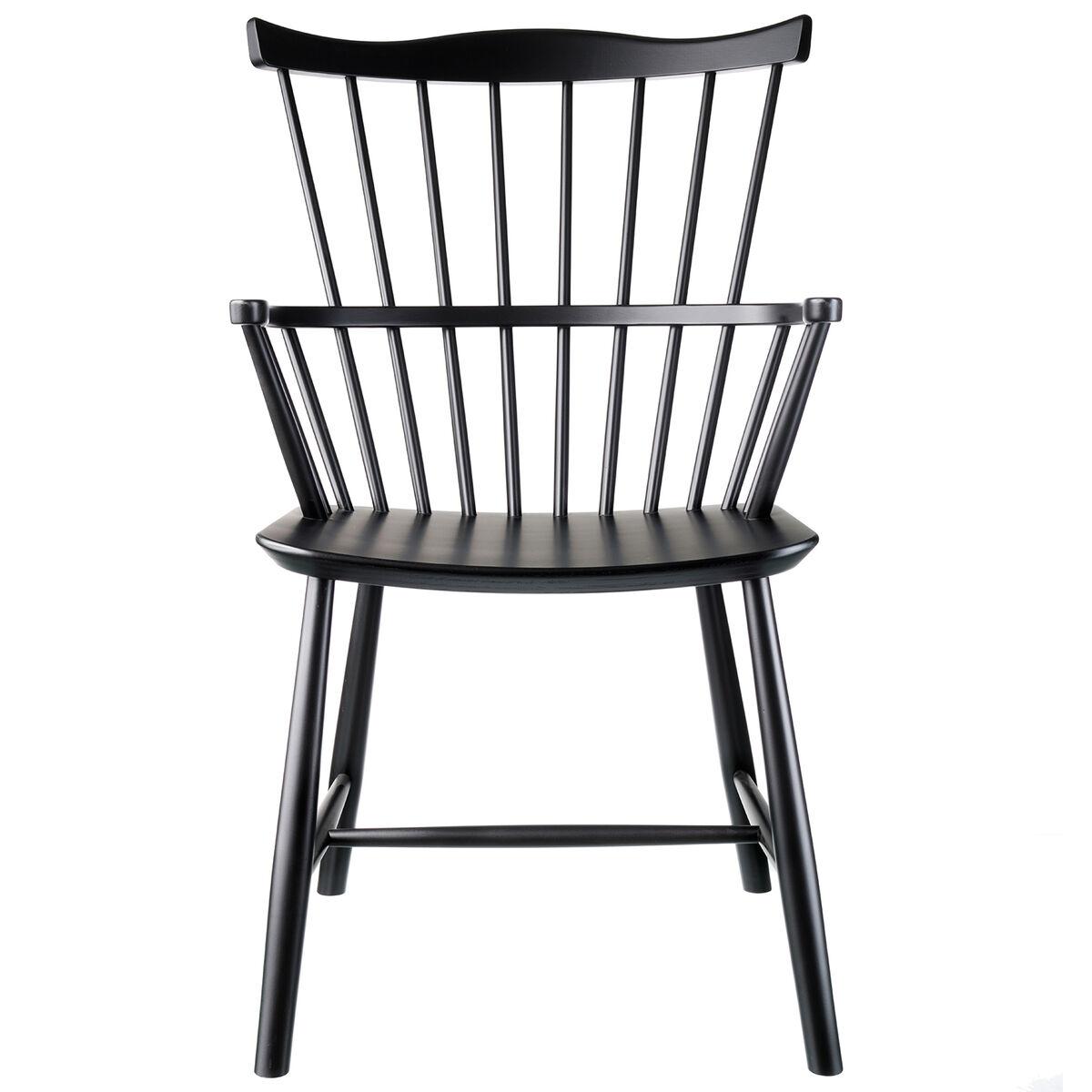 FDB M�bler J52B tuoli, musta