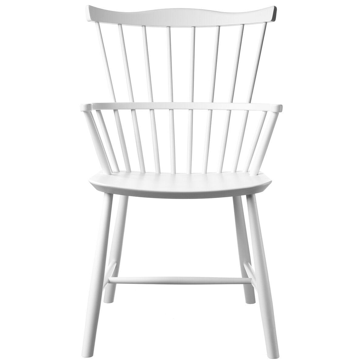 FDB M�bler J52B tuoli, valkoinen