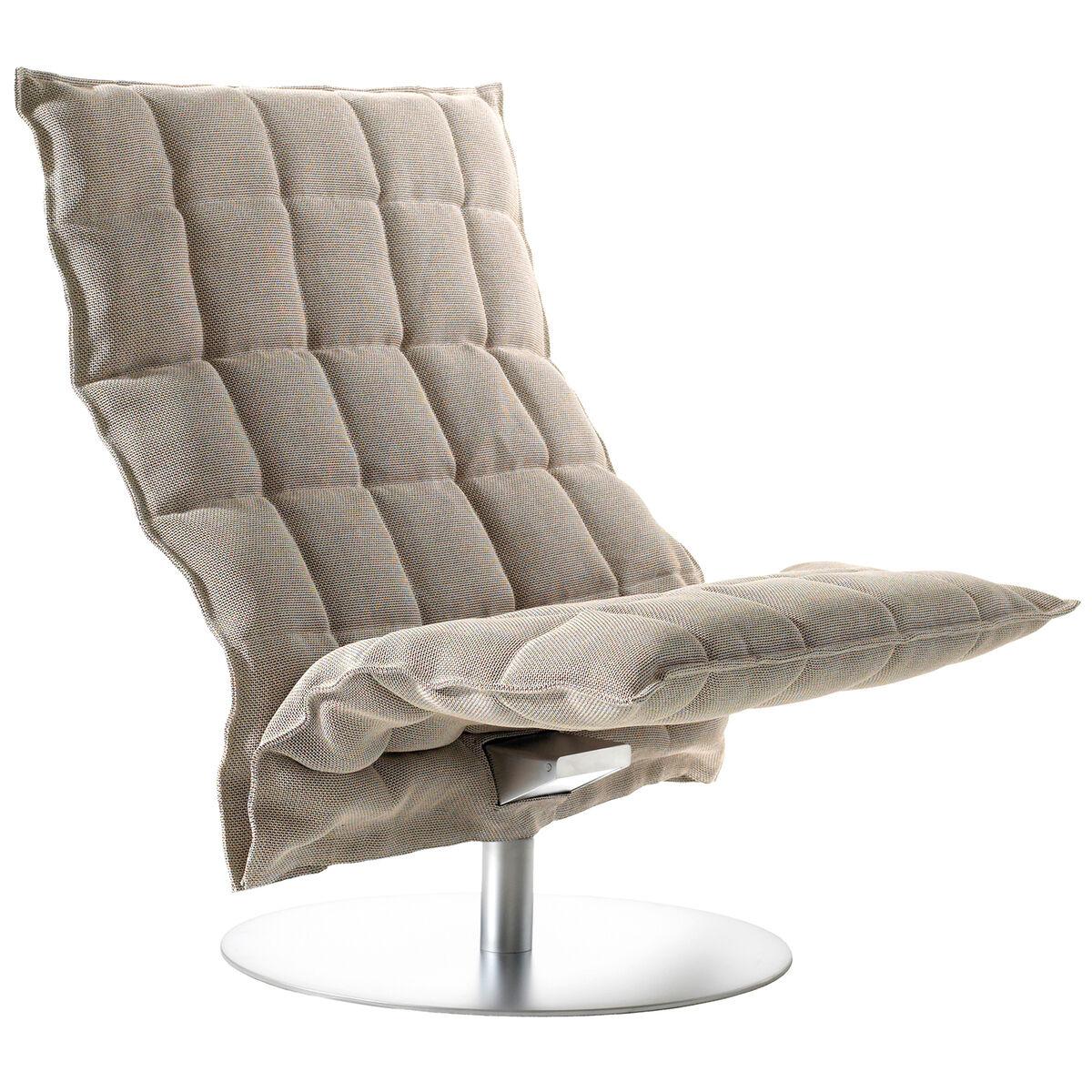 Woodnotes K tuoli, py�riv�, leve�, kitti/musta