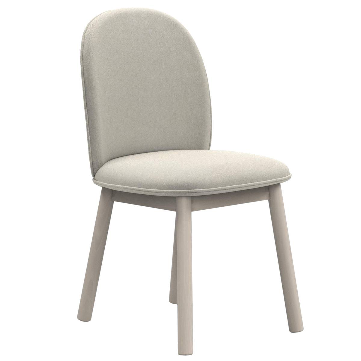 Normann Copenhagen tuoli, Nist, beige