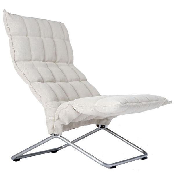 Woodnotes K tuoli, leve�, luonnonv�ri/valkoinen