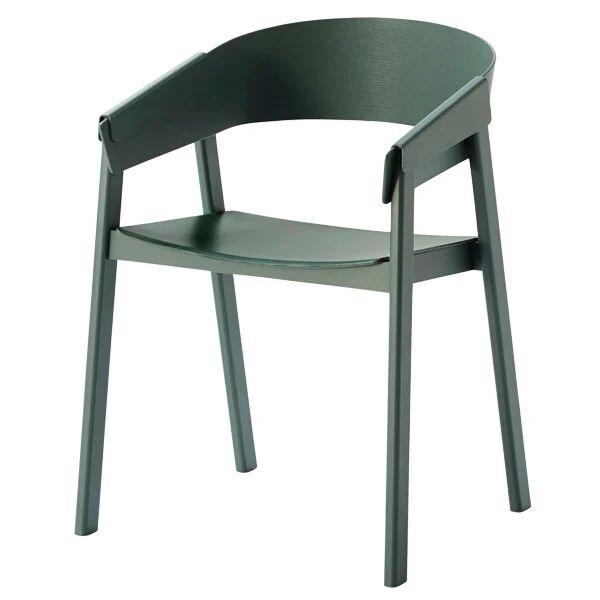 Muuto Cover tuoli, vihre�