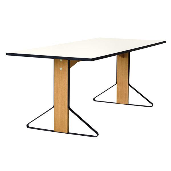 Artek Kaari pöytä REB 001, valkoinen laminaatti - tammi
