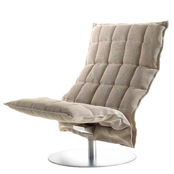Woodnotes K tuoli, py�riv�, leve�, luonnonv�ri/musta