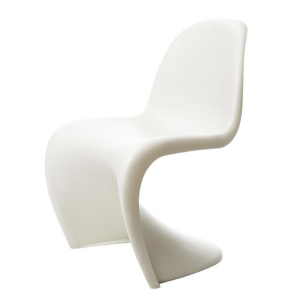 Vitra Panton tuoli, valkoinen