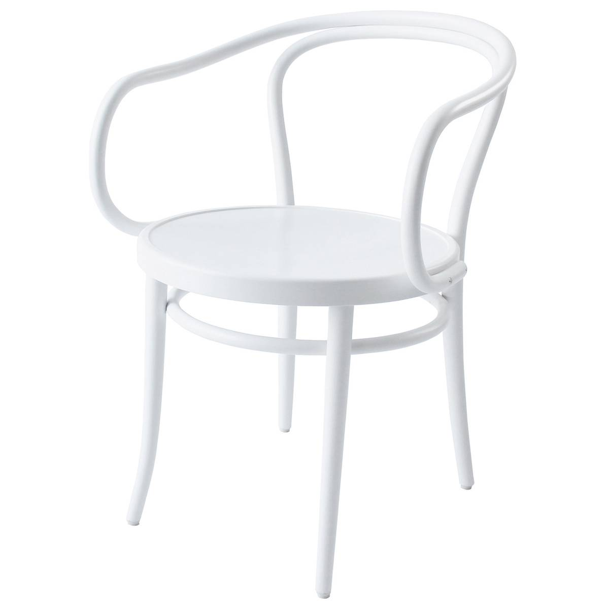 TON  Armchair 30 tuoli, valkoinen