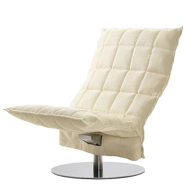 Woodnotes K tuoli, py�riv�, leve�, luonnonv�ri/valkoinen
