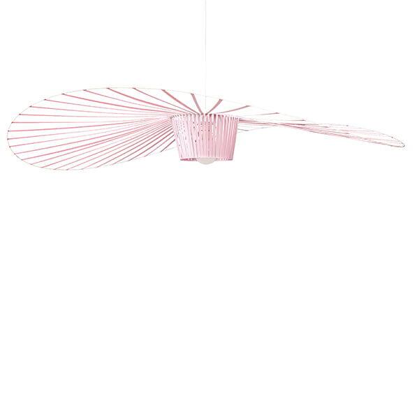 Petite Friture Vertigo riippuvalaisin, iso, vaaleanpunainen