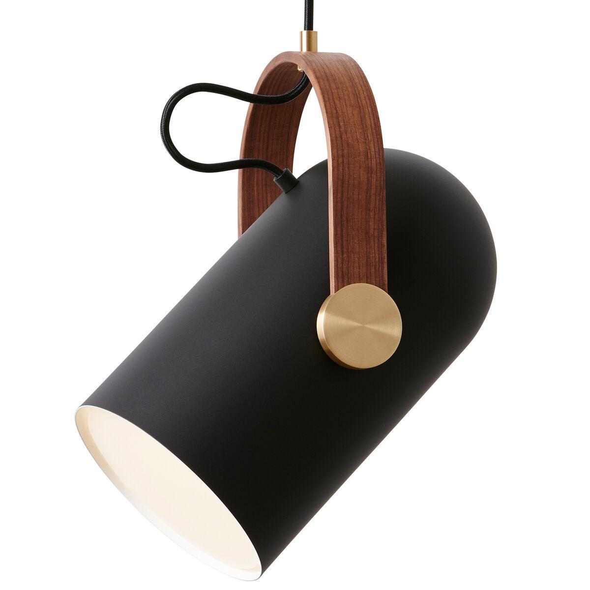 Le Klint Carronade 160 riippuvalaisin, keskikokoinen, musta