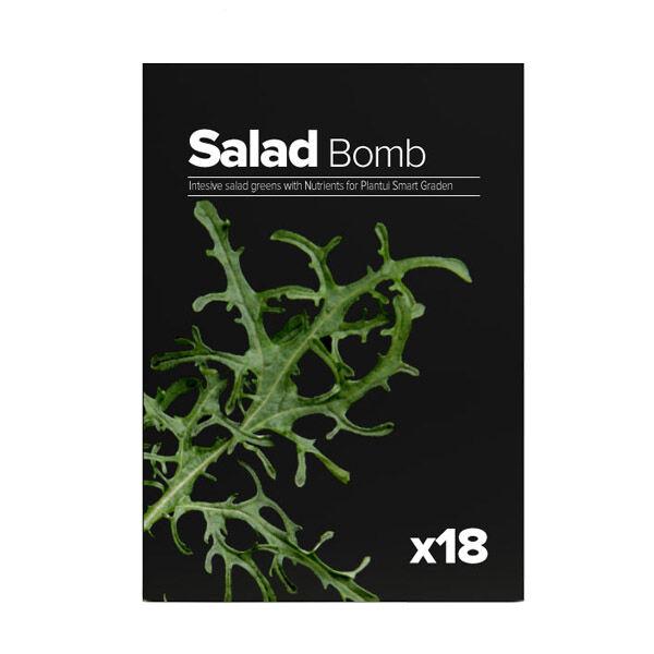 Plantui Salad Bomb salaattilajitelma