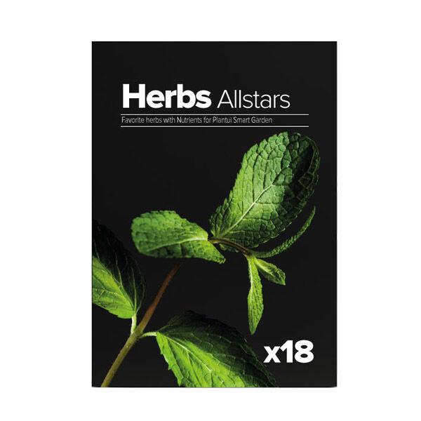 Plantui Herbs Allstars yrttilajitelma