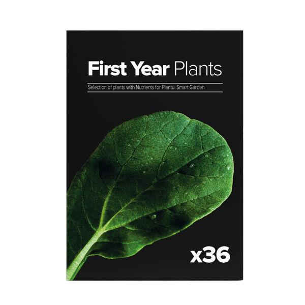 Plantui First Year Plants lajitelma