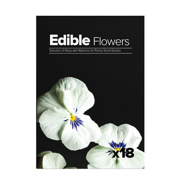 Plantui Edible Flowers lajitelma