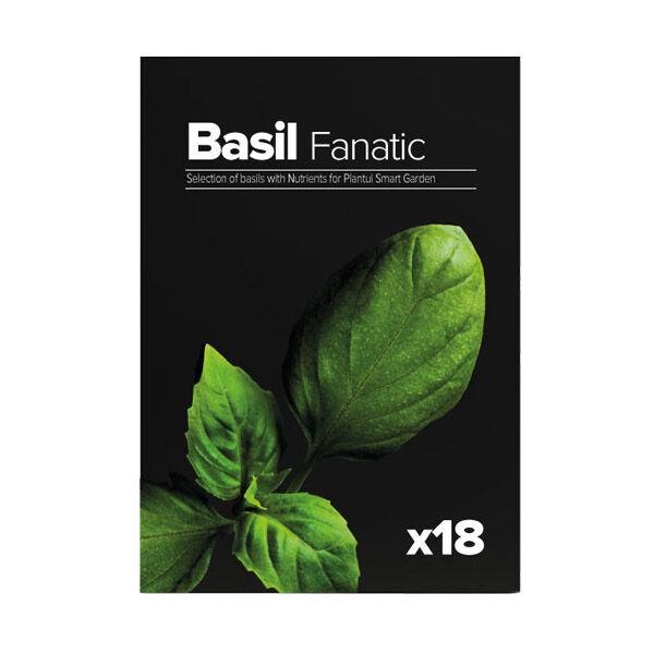 Plantui Basil Fanatic lajitelma