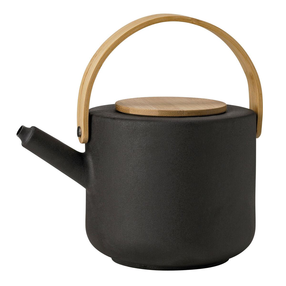 Stelton Theo teekannu, musta
