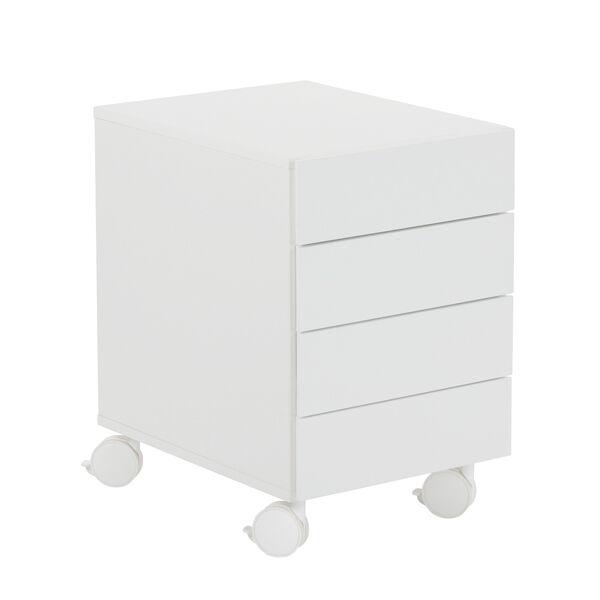 Adi 24/7 laatikosto, valkoinen