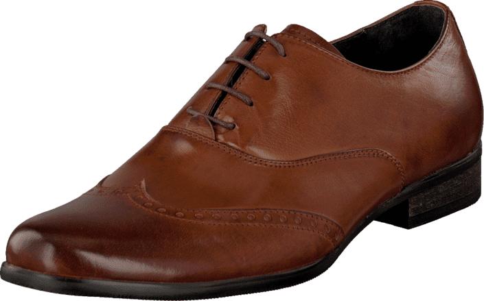 Dahlin Newport Brown, Kengät, Matalapohjaiset kengät, Juhlakengät, Ruskea, Miehet, 44