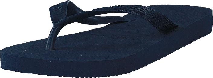 Havaianas Top Navy Blue, Kengät, Sandaalit ja tohvelit, Flip Flopit, Sininen, Unisex, 35