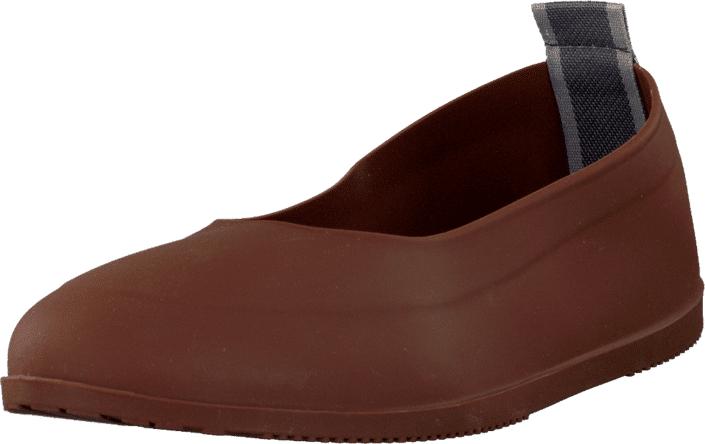 Brunngård McKenna Overshoes Coffee Brown, Kengät, Matalapohjaiset kengät, Ballerinat, Ruskea, Unisex, 36