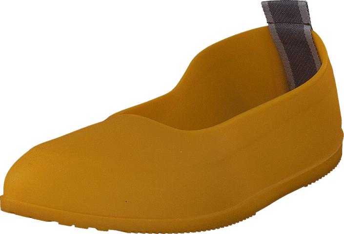 Brunngård McKenna Overshoes Beeswax Yellow, Kengät, Matalapohjaiset kengät, Ballerinat, Oranssi, Unisex, 36