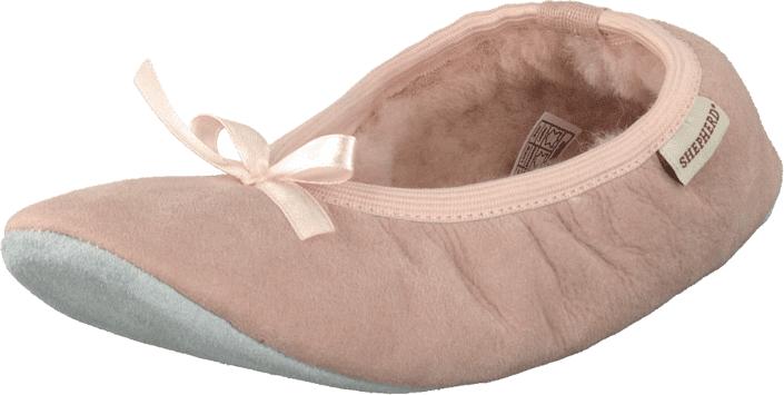 Shepherd Saga Pink, Kengät, Matalapohjaiset kengät, Maryjane-kengät, Vaaleanpunainen, Naiset, 38