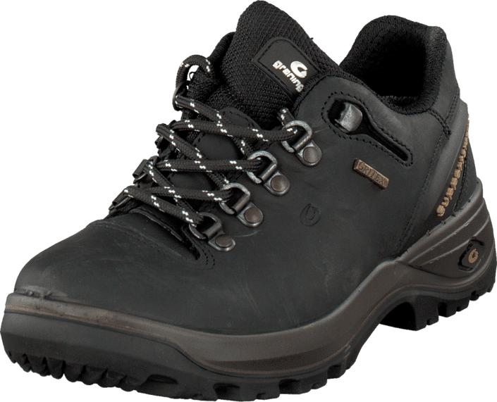 Graninge 5611511 Black/Grantex, Kengät, Bootsit, Vaelluskengät, Musta, Unisex, 43