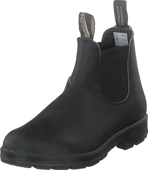 Blundstone 510 Leather Black, Kengät, Bootsit, Chelsea boots, Musta, Unisex, 35