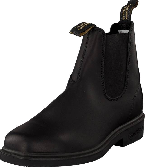 Blundstone 063 Leather Black, Kengät, Bootsit, Chelsea boots, Musta, Unisex, 42