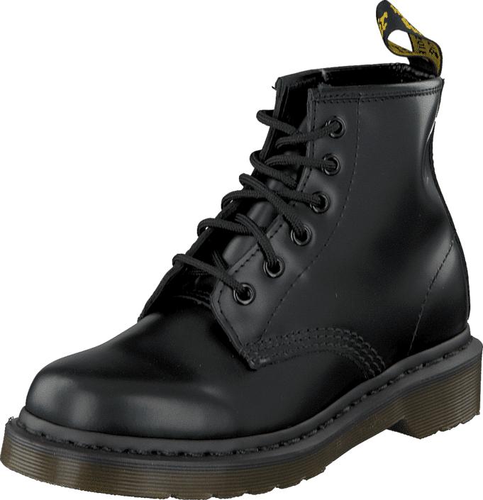 Dr Martens 101 Black, Kengät, Bootsit, Kengät, Musta, Unisex, 43