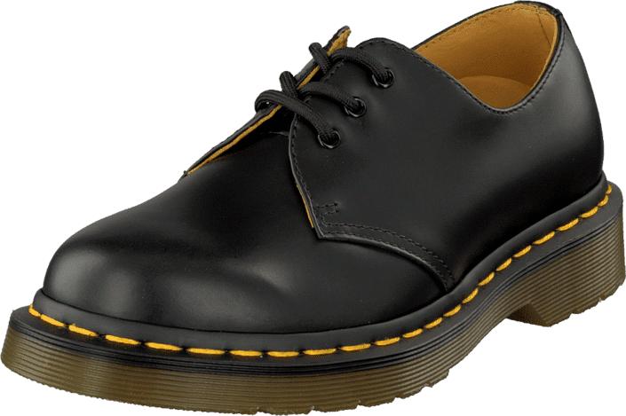 Dr Martens 1461 Z Black, Kengät, Matalapohjaiset kengät, Juhlakengät, Musta, Unisex, 46