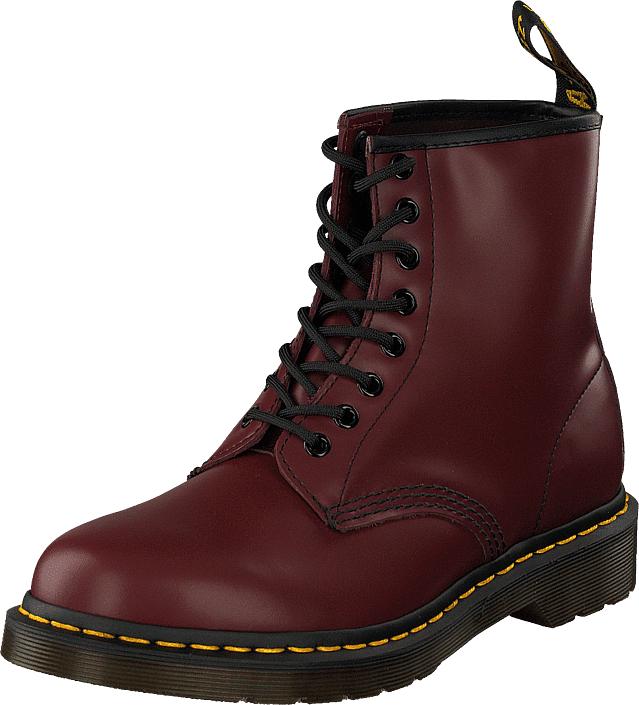 Dr Martens 1460 Cherry, Kengät, Bootsit, Kengät, Punainen, Ruskea, Unisex, 38