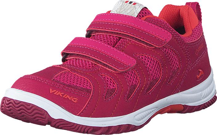 Viking Cascade II Gore-Tex® Fuchsia/Dark Pink, Kengät, Sneakerit ja urheilukengät, Tennarit , Vaaleanpunainen, Unisex, 21