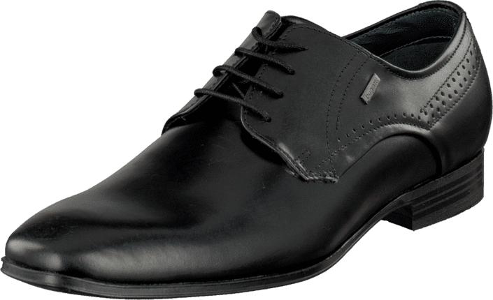 Bugatti 19U1801 Black, Kengät, Matalapohjaiset kengät, Juhlakengät, Musta, Miehet, 40
