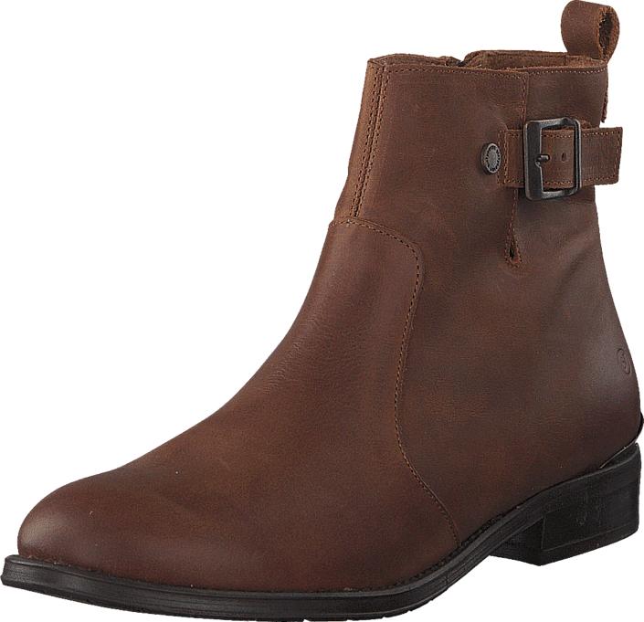 Sixtyseven Oxford Universal Tan, Kengät, Bootsit, Chelsea boots, Ruskea, Naiset, 36