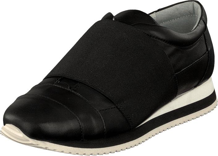 Nude of Scandinavia Freja Nero Softy Mohair, Kengät, Matalapohjaiset kengät, Juhlakengät, Musta, Naiset, 35