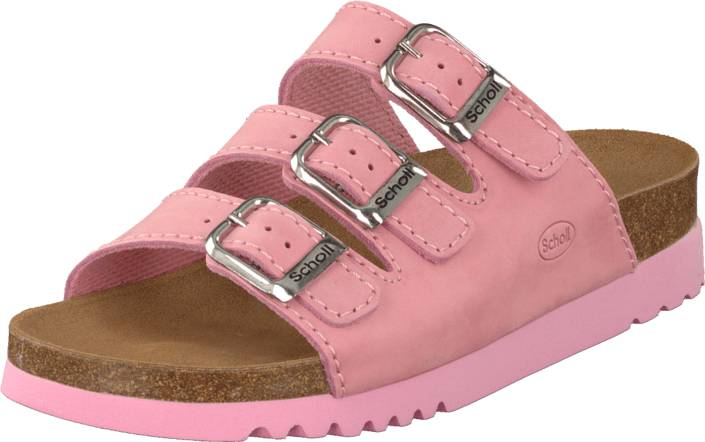 Scholl Rio WG AD Pink, Kengät, Sandaalit ja tohvelit, Sandaalit, Vaaleanpunainen, Naiset, 38