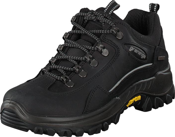 Graninge 5610341 Black, Kengät, Sneakerit ja urheilukengät, Tennarit , Musta, Unisex, 36