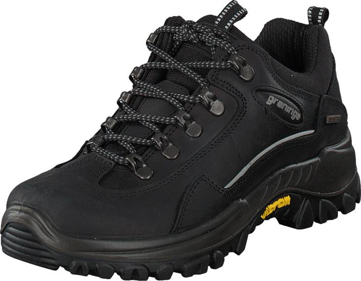 Graninge 5610341 Black, Kengät, Sneakerit ja urheilukengät, Tennarit , Musta, Unisex, 41