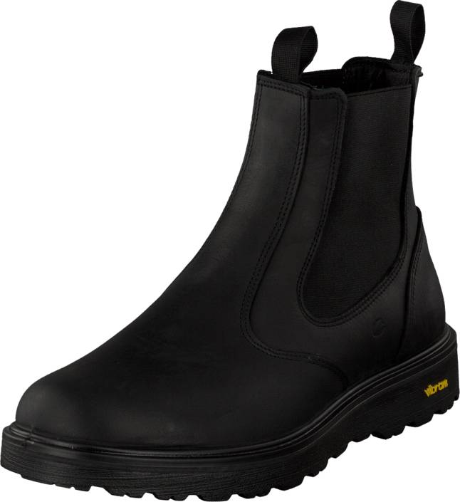 Graninge 56209 Black, Kengät, Bootsit, Chelsea boots, Musta, Unisex, 45