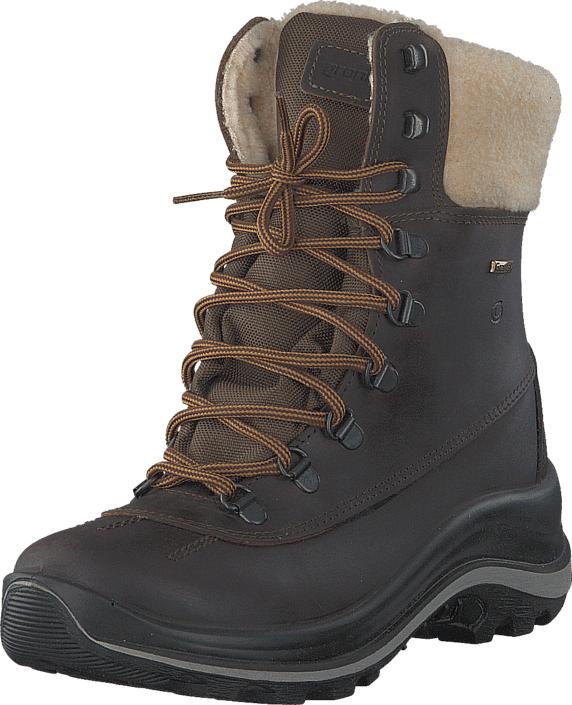 Graninge 5612303 Marrone, Kengät, Bootsit, Kengät, Musta, Naiset, 36