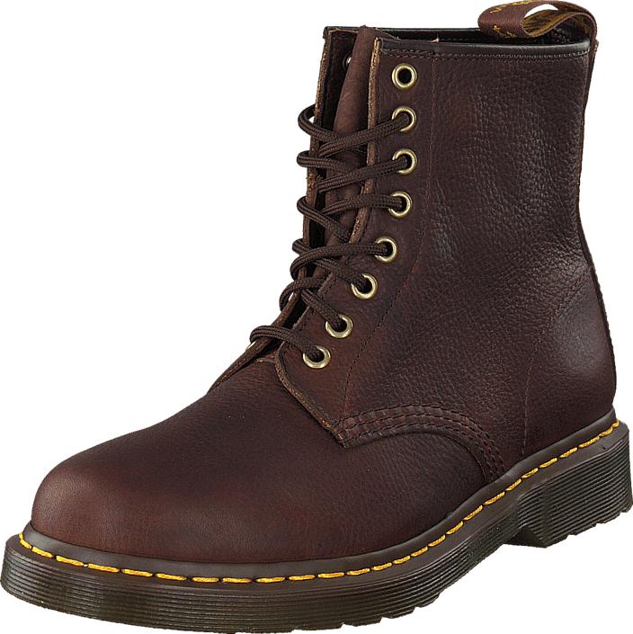 Dr Martens 1460 Brown, Kengät, Bootsit, Kengät, Ruskea, Unisex, 43