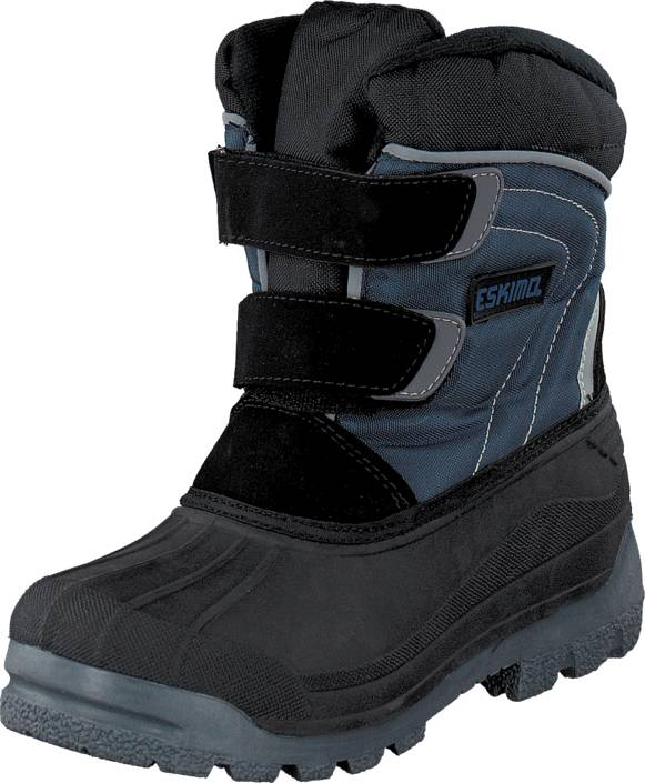 Eskimo Star Blue 35, Kengät, Bootsit, Lämminvuoriset kengät, Sininen, Unisex, 25