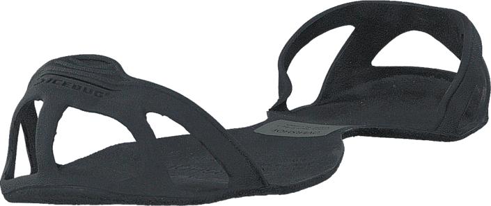 Icebug Overshoe Black, Kengät, Sandaalit ja tohvelit, Flip Flopit, Musta, Unisex, 36