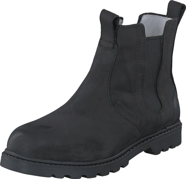 Shepherd Klas Outdoor Black, Kengät, Bootsit, Chelsea boots, Musta, Miehet, 43