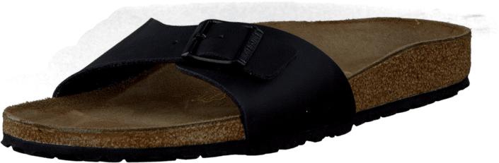 Birkenstock Madrid Birkoflore Black, Kengät, Sandaalit ja tohvelit, Flip Flopit, Musta, Naiset, 38